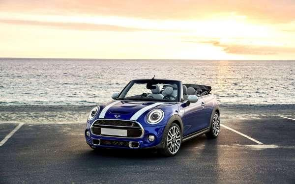 Rent Car Cabriolet Mini Cooper S Cabriolet Calvi Sun One
