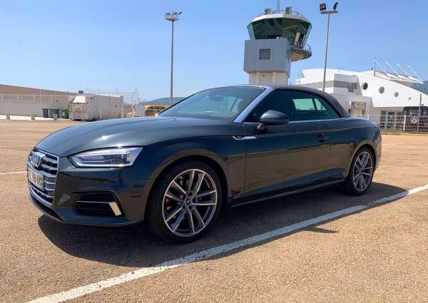 Audi A5 Cabriolet TFSI Quattro S.Tronic